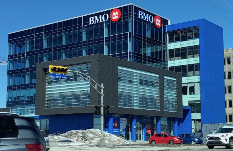 BMO - Banque de Montréal  Laval