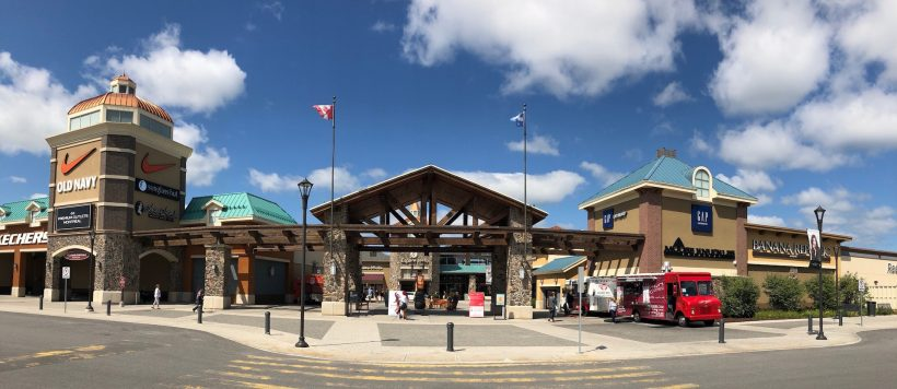 Premium Outlet Montreal - Mirabel