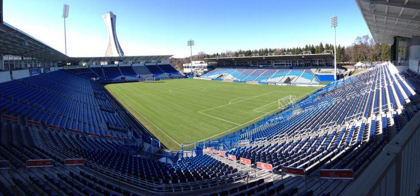 Stade Saputo Montreal