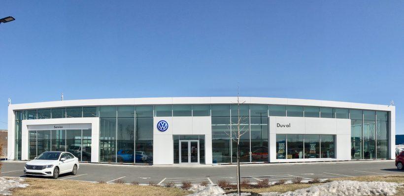 Duval Volkswagen Boucherville
